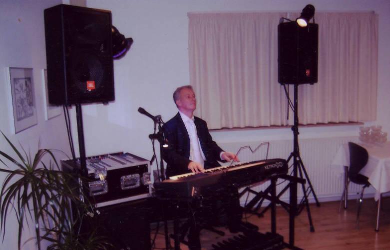 Festmusiker Per Larsen